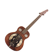 gretsch bobtail g9229 electro resonator guitars basses scayles music. Black Bedroom Furniture Sets. Home Design Ideas
